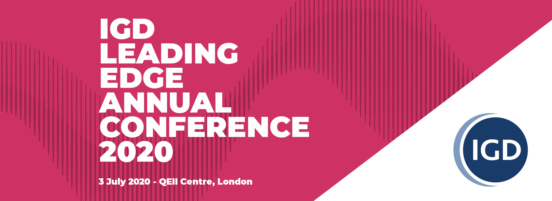 IGD Leading Edge Annual Conference header