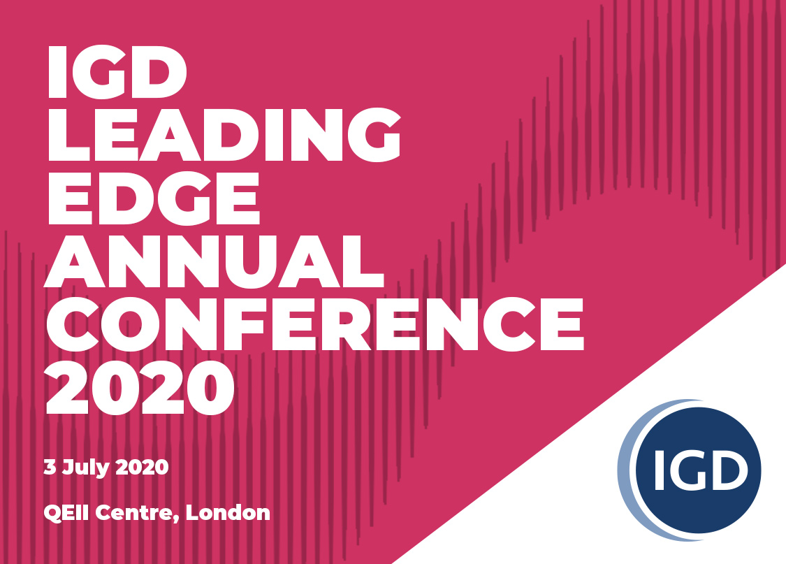 IGD Leading Edge Annual Conference header Mobile