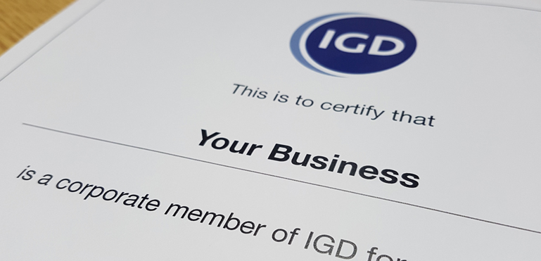 About IGD