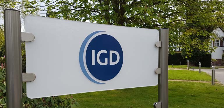 IGD - insight, training and best practice for the grocery